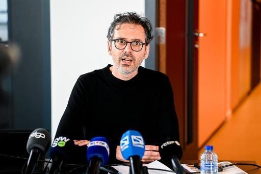Georgios Maillis, bouwmeester de Charleroi, a pris part à la réflexion sur ce projet symbolique.
