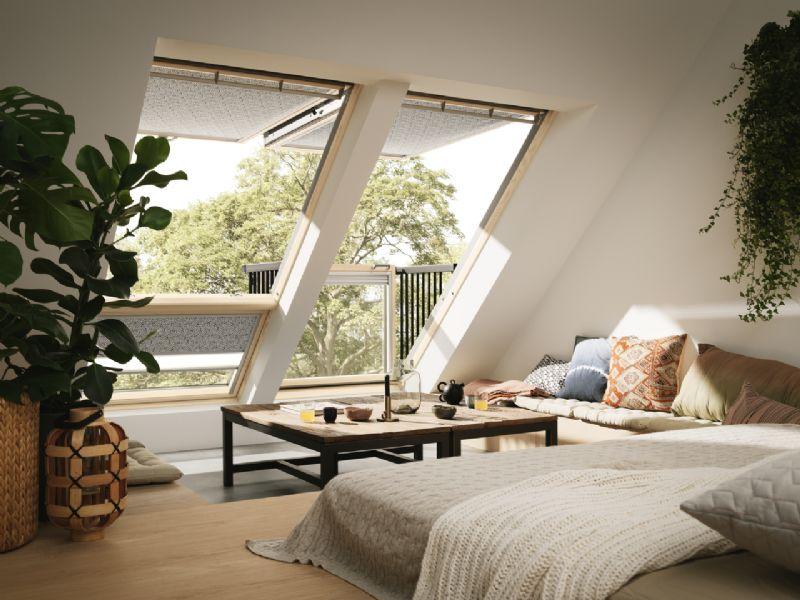 Een zolder kan meer zijn dan zomaar een opbergplaats en heeft alle potentieel tot extra woonruimte.