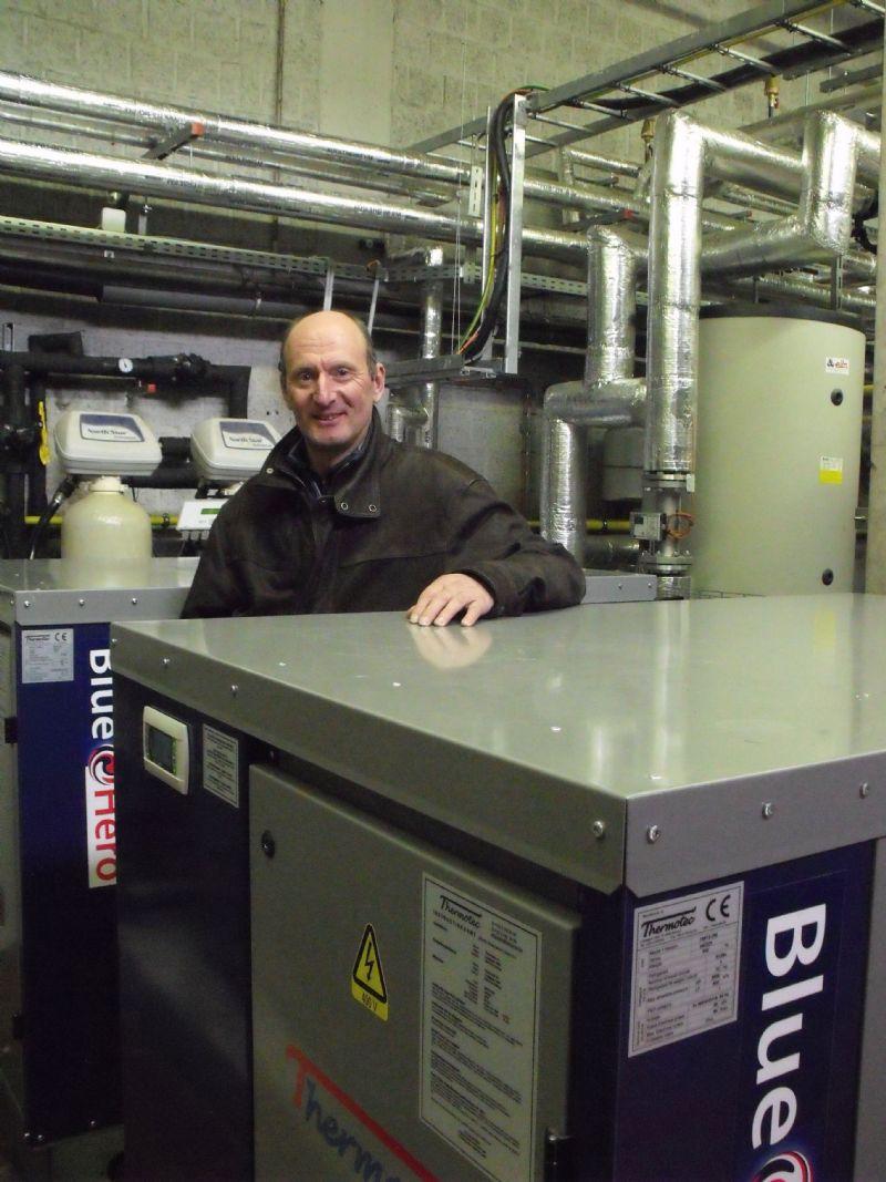 Peter De Smet van Clean Energy Invest
