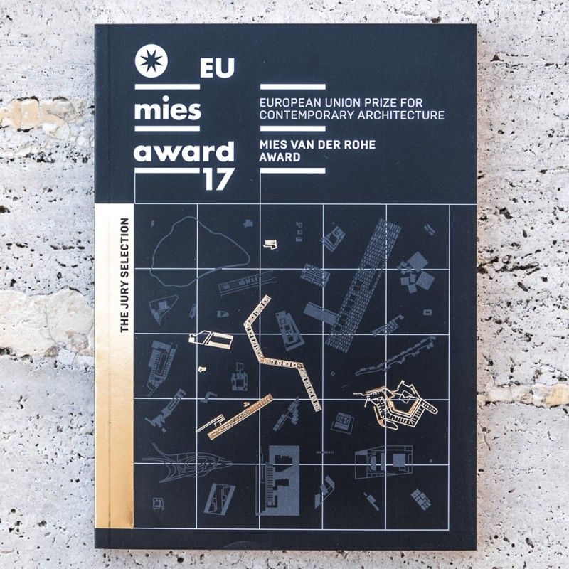Catalogus EUMiesAward 2017