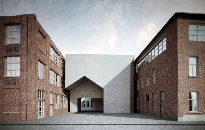 Aires Mateus choisi pour la faculté d'architecture de l'UCL à Tournai