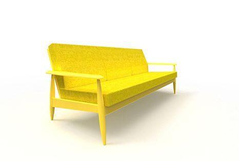 BuzziSpace & Kvadrat - BuzziNordic ST103 Ash Yellow