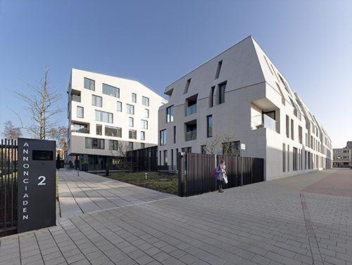 Veelaert Architecten, Annonciaden