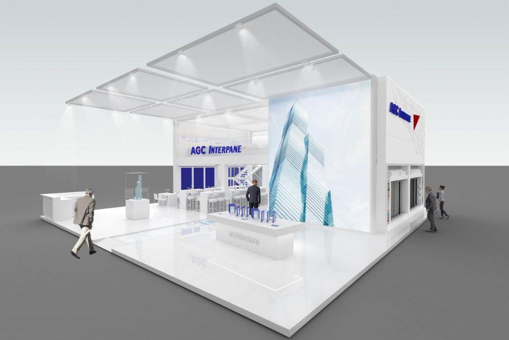AGC presenteert nieuwe producten voor originaliteit in architectuur en interieur