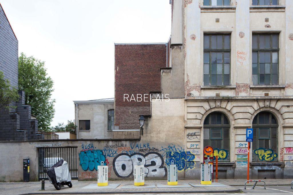 Oproep aan ontwerpers: atheneum Rabelais