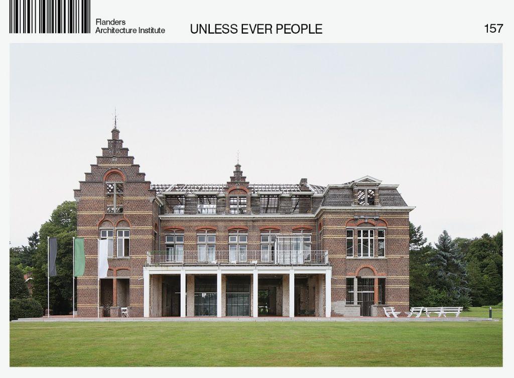 Boek 'UNLESS EVER PEOPLE'