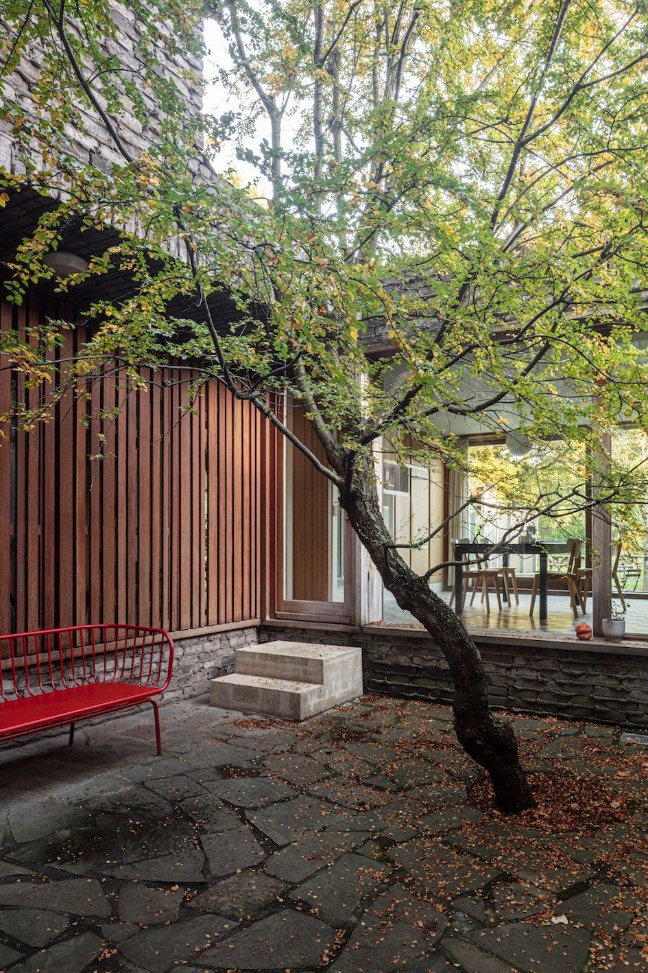 Woning M_R, Architect Hans Maes