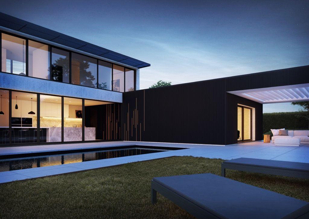 Linarte is zowel binnen als buiten bruikbaar. Zo maak je van de buitenruimte het verlengde van je interieur.