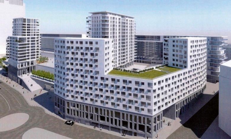 """Bouwmeester Kristiaan Borret: """"De bouwvergunning voor het Rijksadministratief centrum moet je durven te weigeren."""""""
