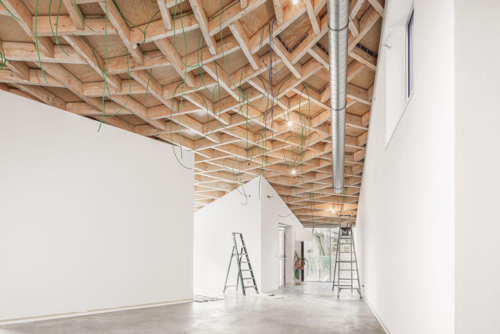 Nieuw paviljoen Frans Masereel Centrum van Hideyuki Nakayama en LIST geopend
