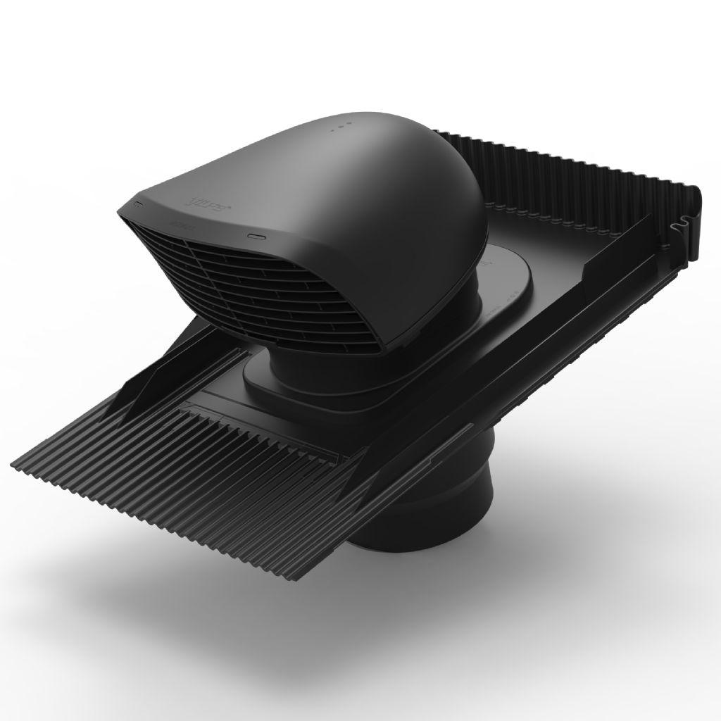 Renson design dakdoorvoer nu ook in XL