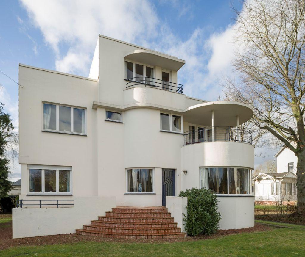 Villa à Couvin (architecte : Marcel Leborgne, 1934)