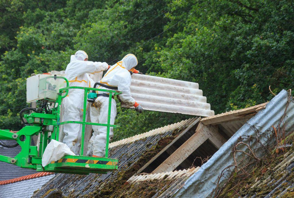 Des kits de détection de l'amiante pour accélérer les chantiers ?