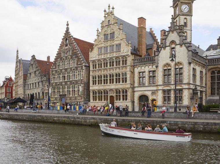 Het gildehuis van de Vrije Schippers in Gent - Winnaar Onroerenderfgoedprijs 2019