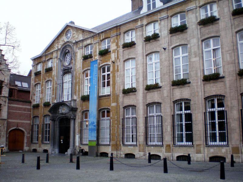 noAarchitecten over de uitbreiding van het Plantin-Moretus museum