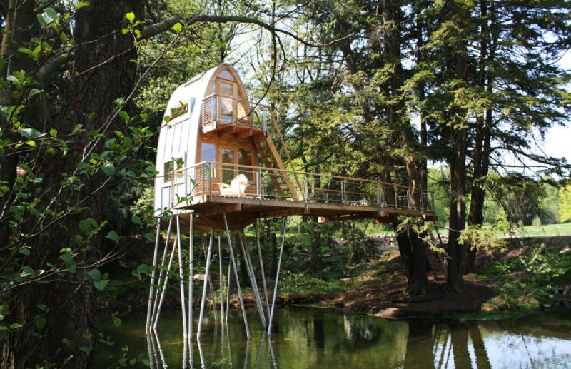 2. Treehouse Solling / baumraum