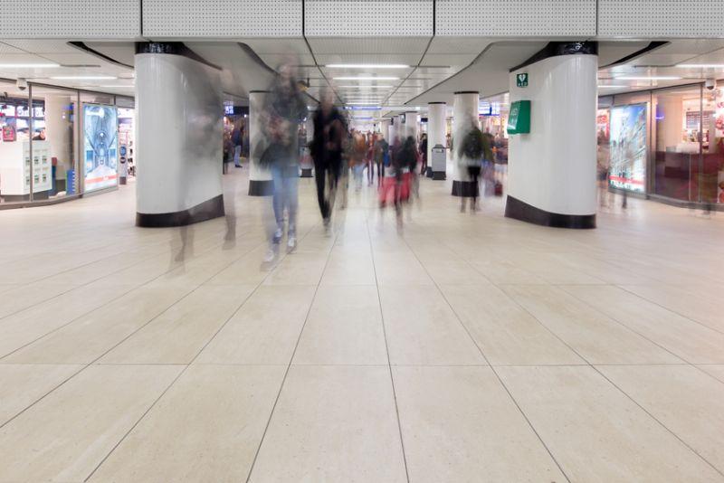 Merk X en Mosa herontwerpen Amsterdam Centraal Station