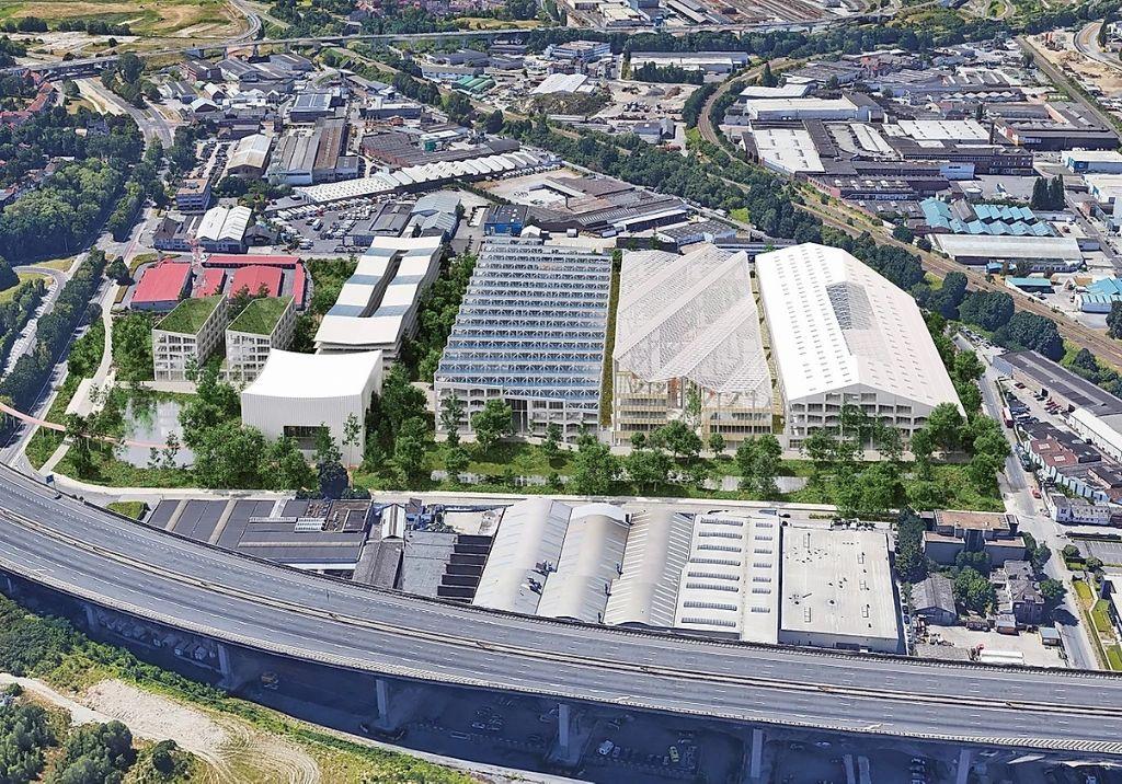 Circulaire werkwinkelwijk Broeklin verwijst Uplace definitief naar prullenmand