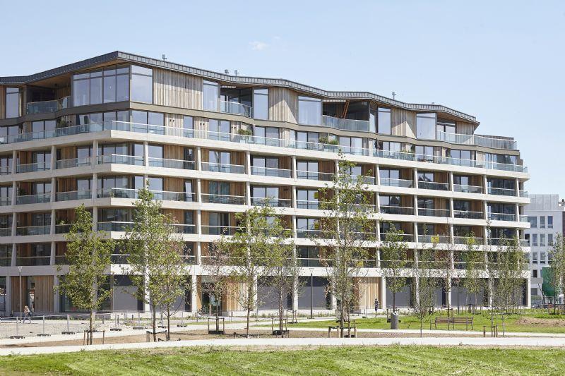 HUB voegt The Residence toe aan Nieuw Zuid in Antwerpen
