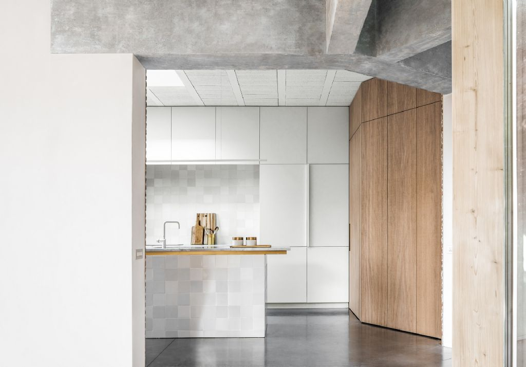 Winnaar BBA in de categorie 3|2|1 Facade: GRAUX & Baeyens architecten met Woning L-C