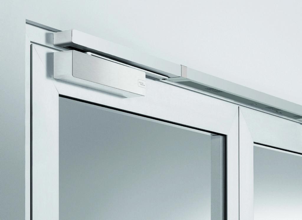 Qualité, confort et design pour le ferme-porte dormakaba TS 98 XEA