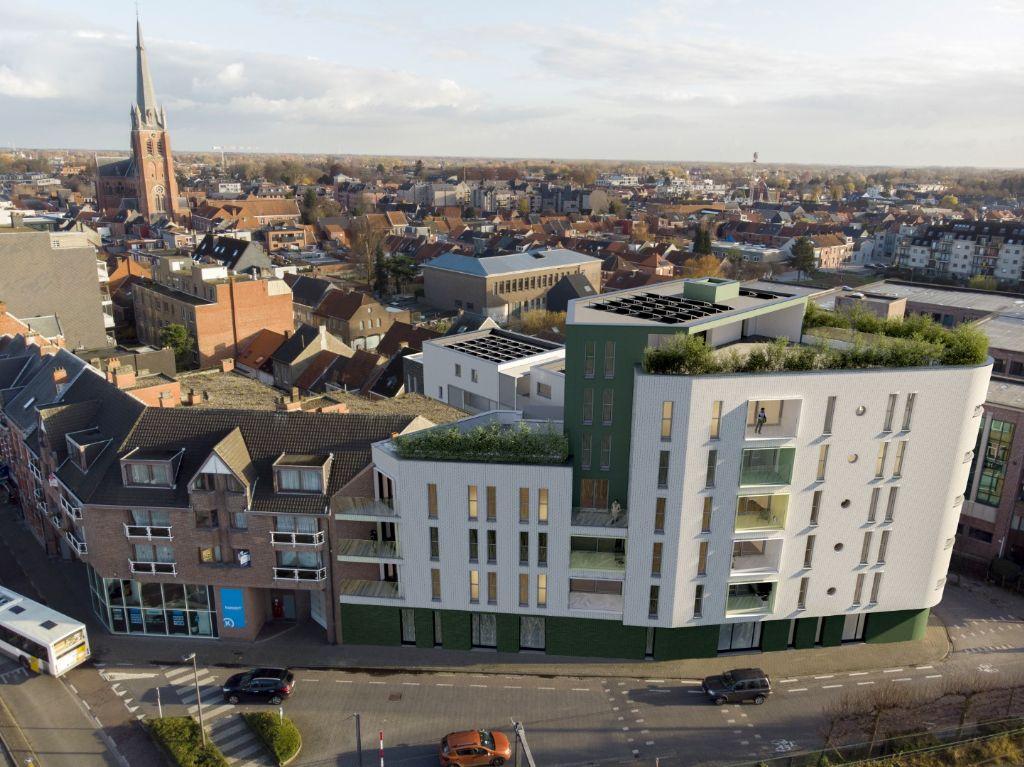YULT: comfortabel wonen in de stad (Architects in Motion & Estudio MRGB)