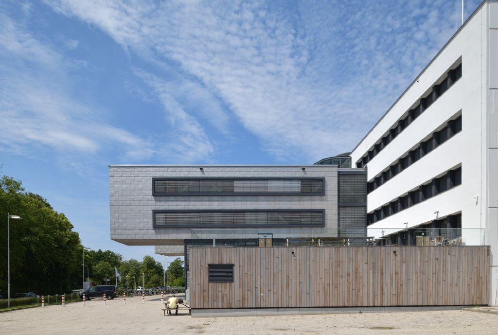 HZ University of Applied Sciences van CONIX RDBM Architects uitgeroepen tot mooiste gebouw van Zeeland