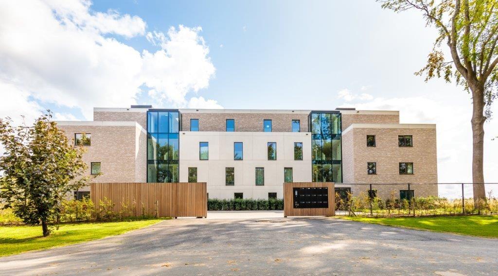 De urban villa's stralen finesse uit, net als de andere gebouwen op de Sterea-site. (Beeld: SumProject)