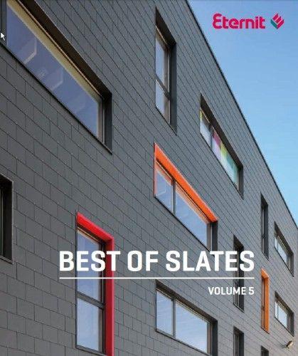 Eternit presenteert nieuwe uitgave van architectenboek 'Best of Slates'