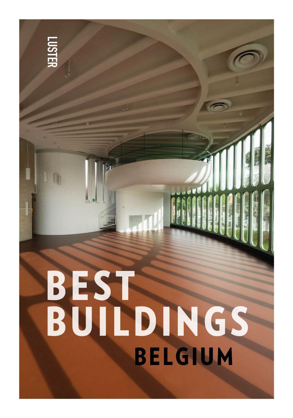 Recensie (Filip Canfyn): Best Buildings - Belgium