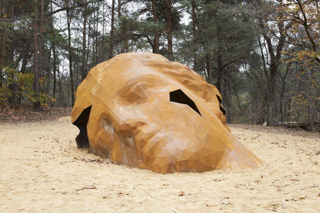 Concours construction Acier 2020 : A Giant Sculpture