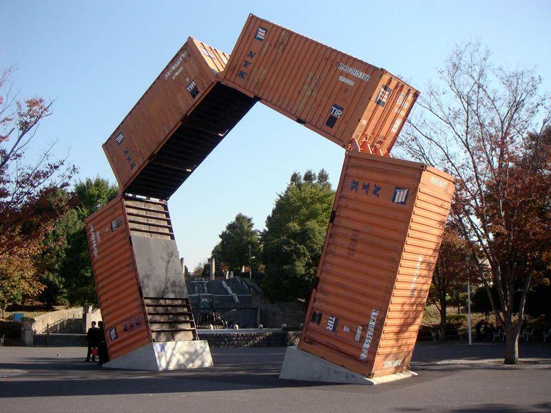 Speybank, Luc Deleu, Japan/Yokohama Triennale 2005