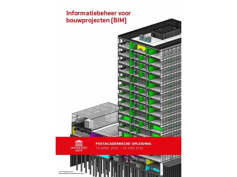 IT Labo's en Datacenter UGent, door evr-Architecten, Bureau Bouwtechniek en Arcadis