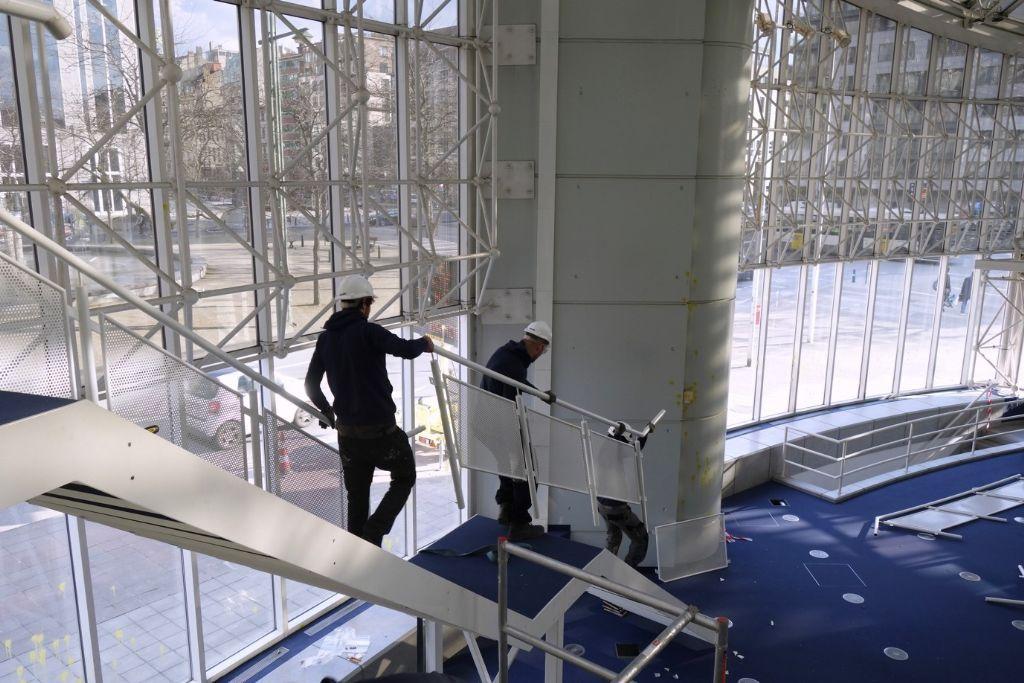 Circulatie van hergebruikte elementen stimuleren in Europese bouwsector
