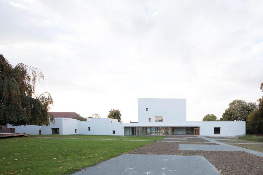 Musée de Folklore de Mouscron (AM V+ / Projectiles), Prix de la Reconstruction sur la ville