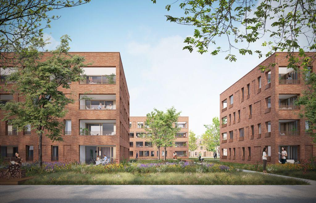 Saffrou: een nieuwe groene stadswijk voor Oudenaarde
