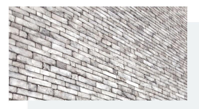 Les avantages du collage des briques de parement