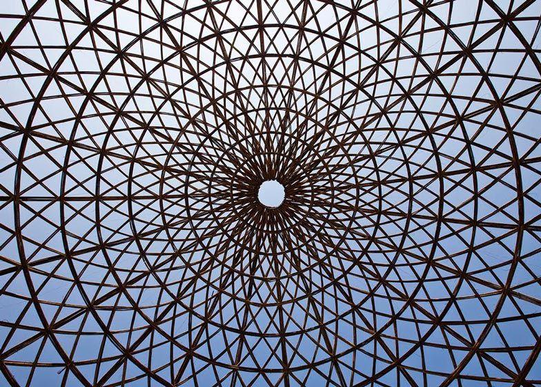 """Le bambou """"remplacera d'autres matériaux"""" en architecture, selon Vo Trong Nghia"""