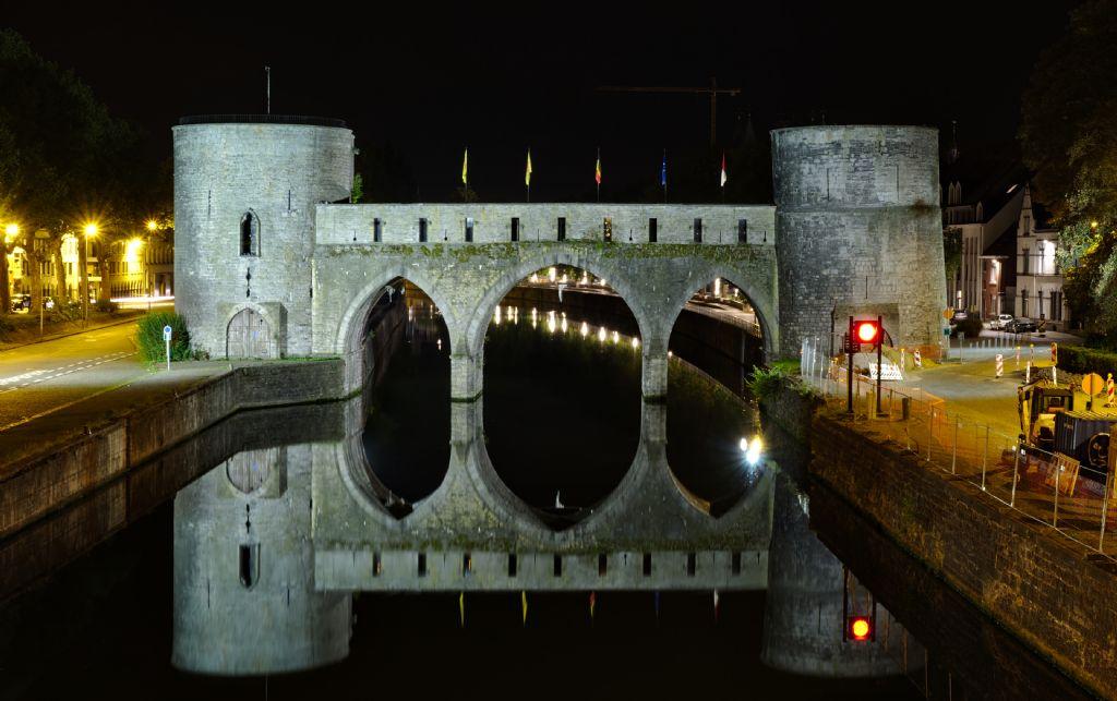 Pont des Trous à Tournai : fin de la saga et début des travaux