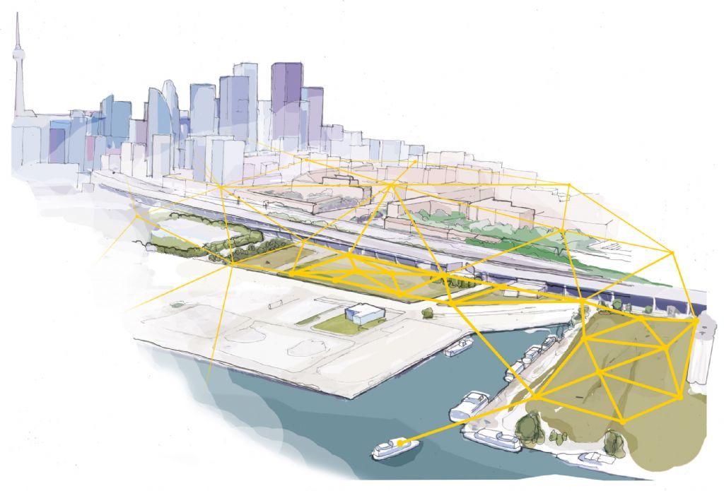Digitale infrastructuur zal alle wijken met elkaar verbinden
