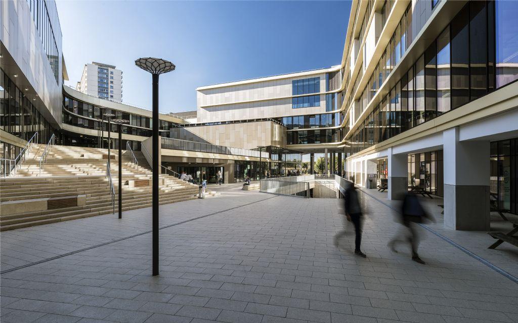 Campus Zuid als deel van de stad