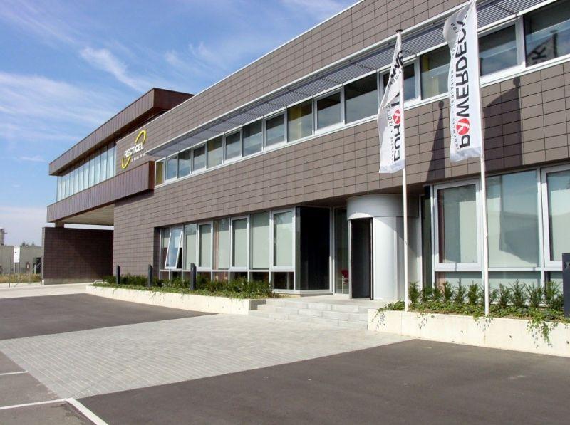 Recticel Insulation Wevelgem ontvangt het ISO 14001 Certificaat voor de productie van PU isolatieplaten.