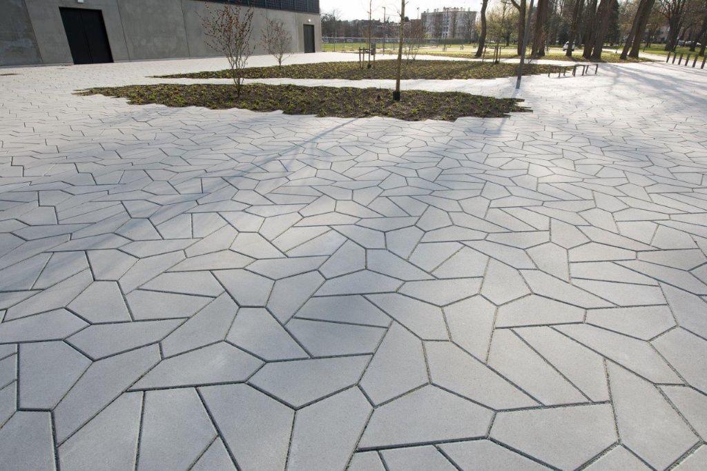 Small Scale Precast, Wilrijkse plein.