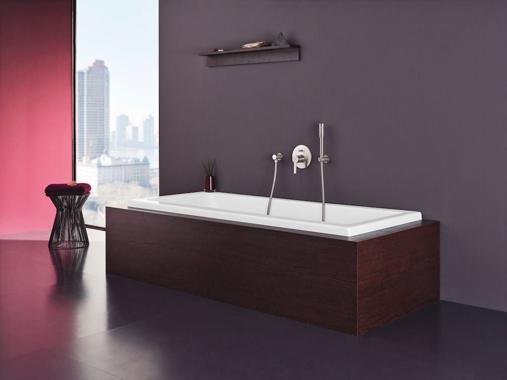 Designkranen sieren hedendaagse badkamers en keukens