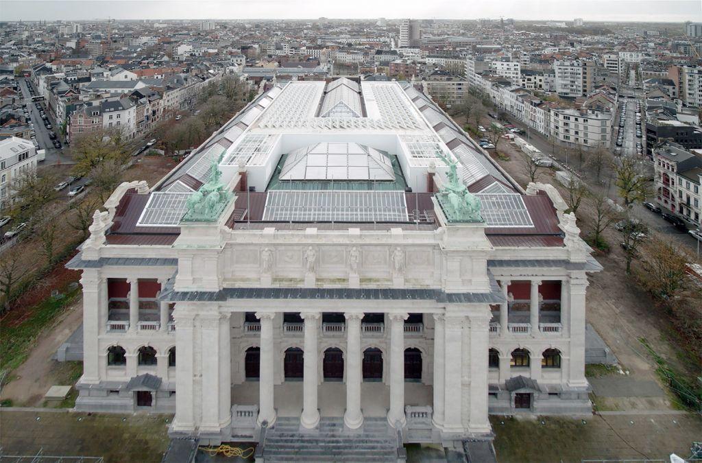 KAAN Architecten onthult fase renovatie KMSKA: het daglichtmuseum voor de 21e eeuw