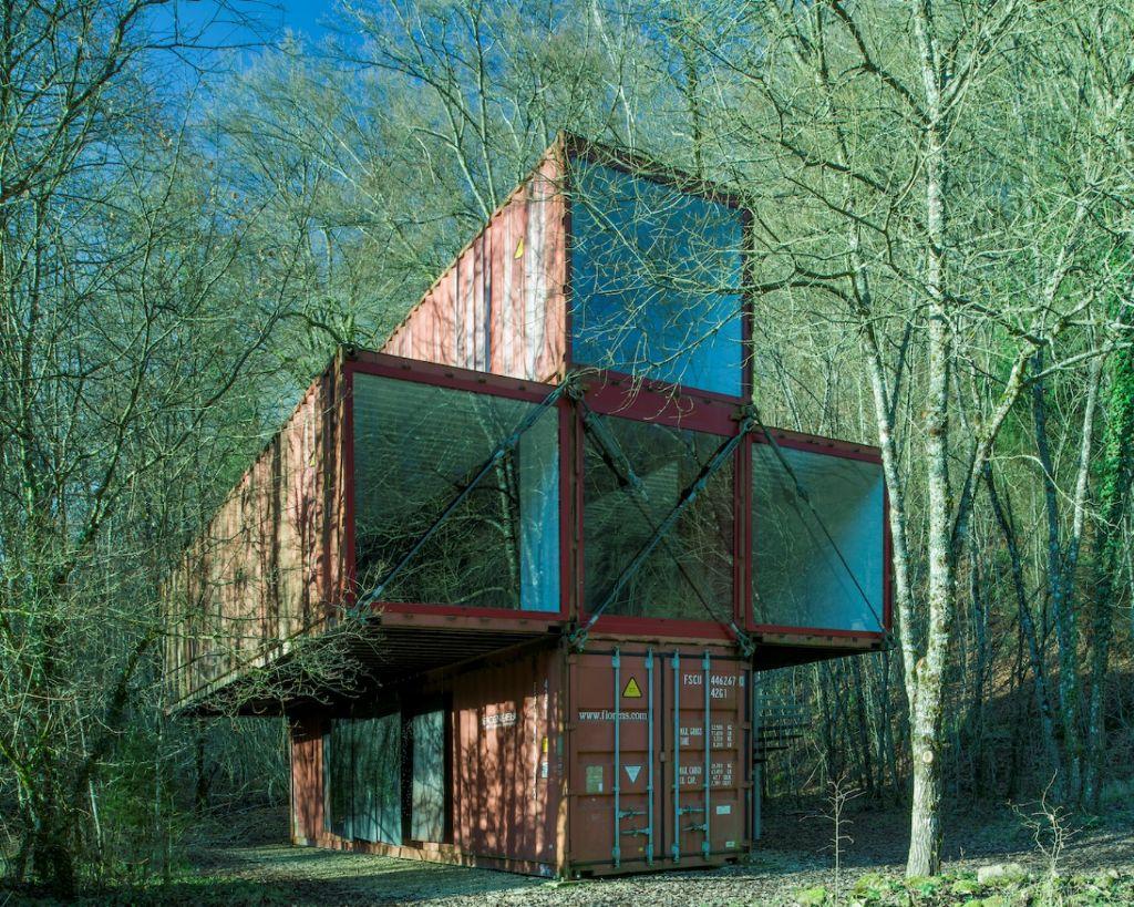 Centre Rene´ Greisch à Buzenol (architecte : BAG, 2014)