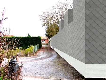 BRIK tekende plannen voor uitbreiding basisschool in Kooigem