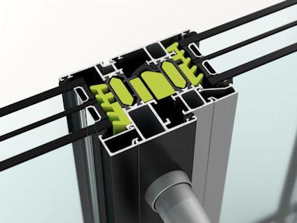 Nieuwe systemen van Alcoa voor ramen, deuren en vliesgevels