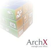 Nieuwe ArchX 5: handige organisatiesoftware