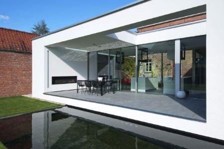 Sapa verbetert isolatiewaarde aluminium ramen